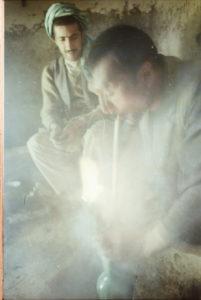 Smoking baba koo2